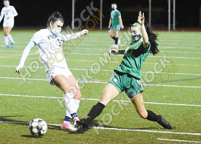 Canton - Foxboro Girls Soccer 11-4-20
