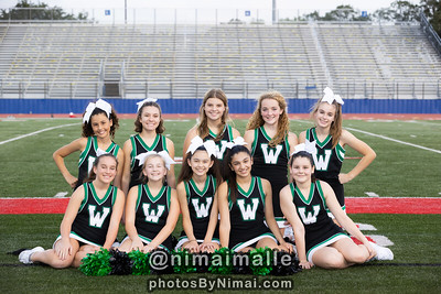 2020 WRMS 8th Cheer