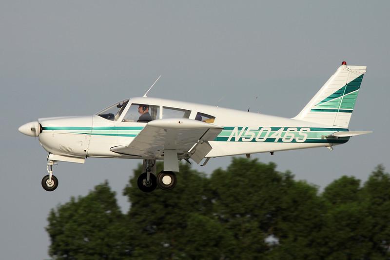 N5046S Piper PA-28R-200 Cherokee Arrow c/n 28R-35792 Oshkosh/KOSH/OSH 29-07-10