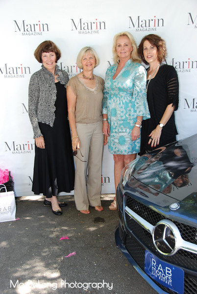 Jill Fugaro, Winnie Huff Beatty, Corrine Rice and Sheri Henderson