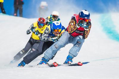 Ski hill events