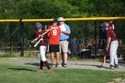 Action Shots SK Babe Ruth 2011 Playoffs