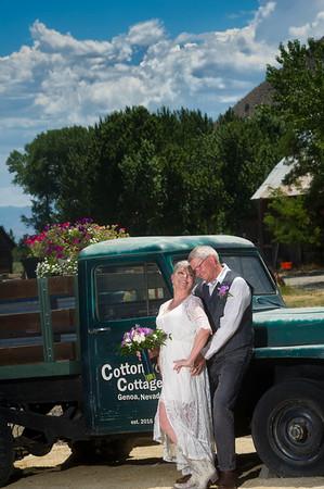 Scott and Jolene's wedding