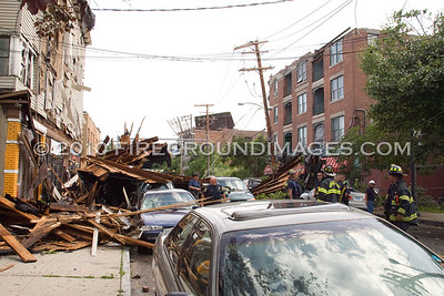 E. Main St. Tornado Damage (Bridgeport, CT) 6/24/10