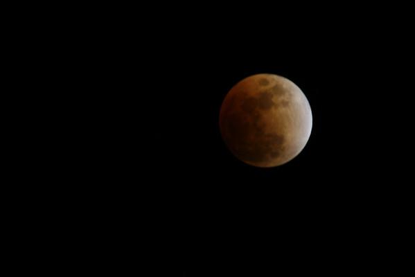 Lunar Eclipse February 2008