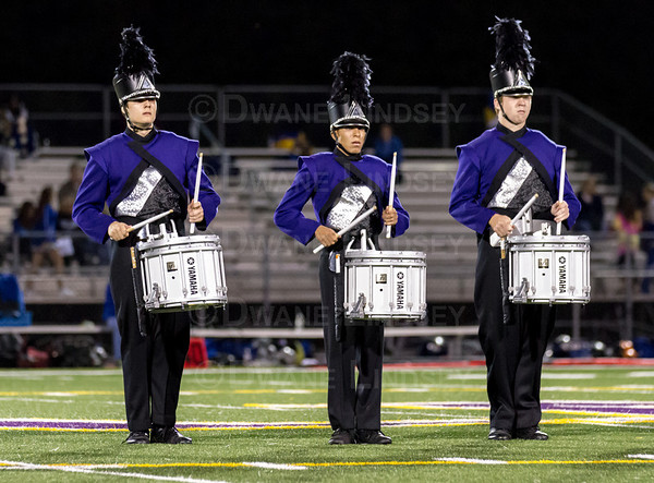 Rolling Meadows Marching Band - 09-27-13