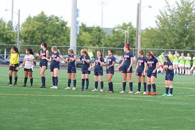 9.15.21 Queens College Women's Soccer vs Nyack College