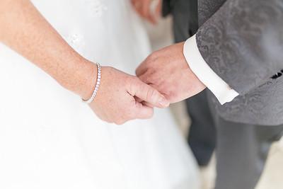 Papieren bruiloft