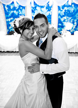 Jessica & Pete Wedding (May 2010)