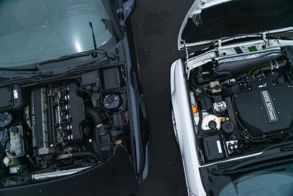 M5 Touring x S62 530i