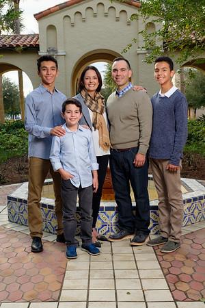 Corchuelo Family
