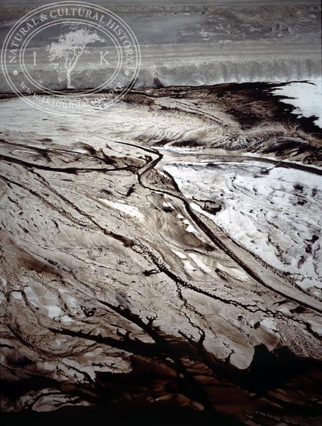 "Landskrona harbour, ""Gypsum mountain"" (1990) | PH.0044"