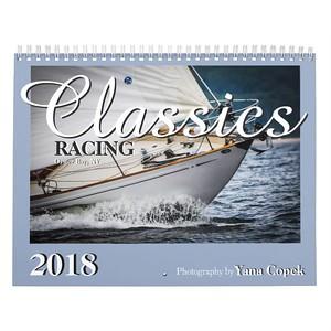 2018 Classics Racing CALENDAR
