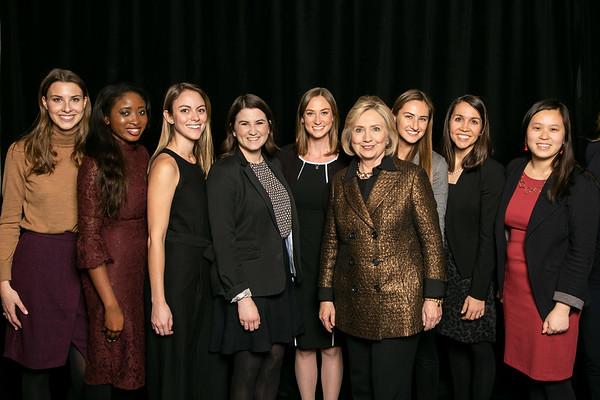 11-2018 Hillary Clinton Photo Line