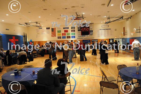 Marmion Academy Aurora, IL Sock Hop with Dick Biondi 3-5-11