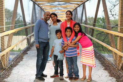 Family Portraits // Natarajan Family