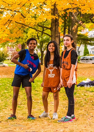 Cross Country at Elizabeth Park