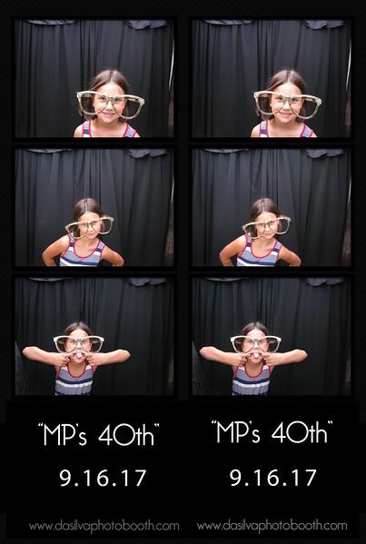 MP's 40th