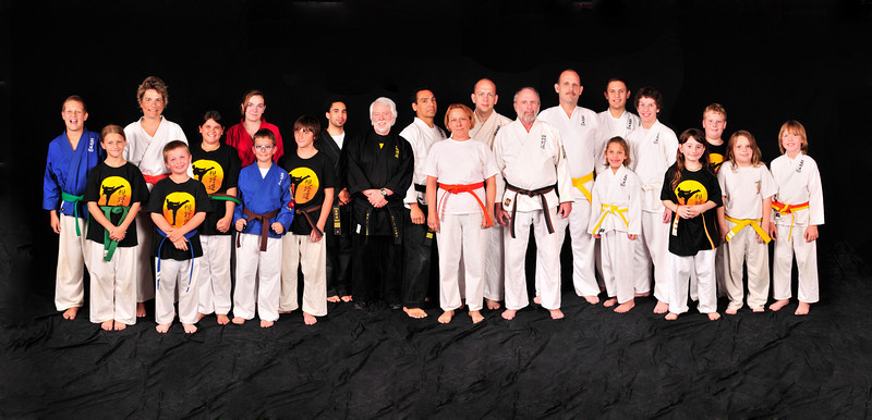 Karate, Cairo