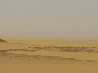 0413 Farafra, Fehér-sivatag, Sárga-sivatag, Fekete-sivatag, Bawati a Baharíja-oázisban