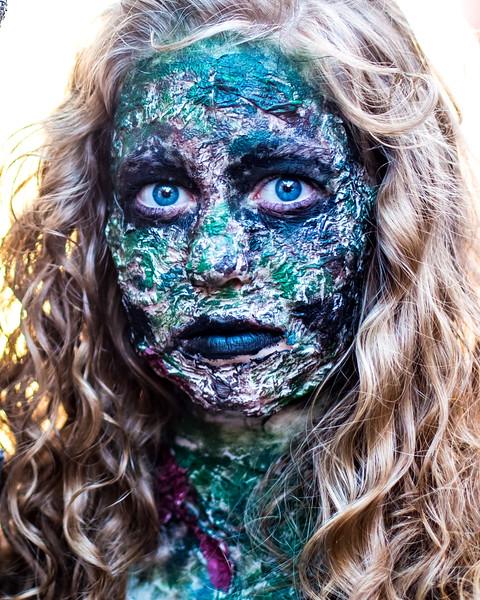 Zombie Walk - Beale Street - Memphis, TN - 2013/2018