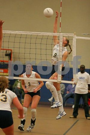 10/21/2004 Dowling @ NYIT Volleyball