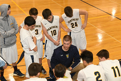 PEQUANNOCK BASKETBALL Boys 2017-18
