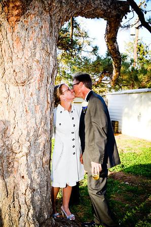 Mr. and Mrs. Jay Longino Wedding Album