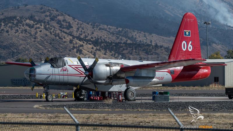 Neptune Aviation Services / Lockheed P2V-5F Neptune / N9855F