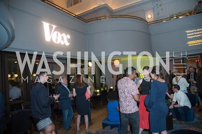 VOX 5 Year Anniversary, WHCD Weekend   Ben Droz