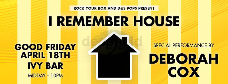 I Remember House Good Friday 2014