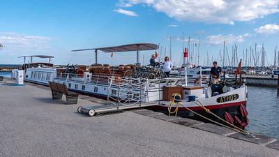 Athos Barge - Canal du Midi Day 1 & 2