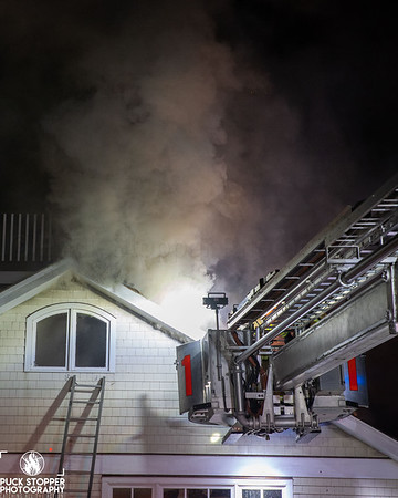 Dwelling Fire - 128 Fairview Ave, Stamford, CT - 9/25/20