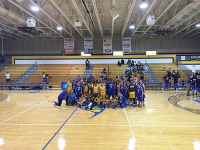 Basketball Alumni Day (Oct. 31)