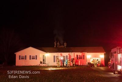 12/07/2014 Dwelling, Deerfield Twp. Cumberland County NJ, 263 Stillman Ave.