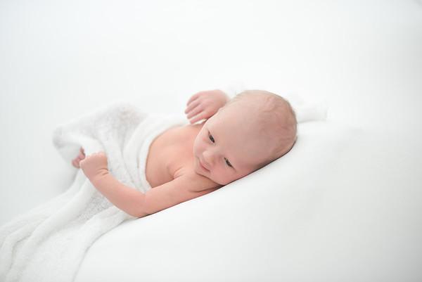 Newborn Abe