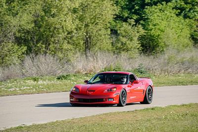 27 Red C6 Z06 Corvette