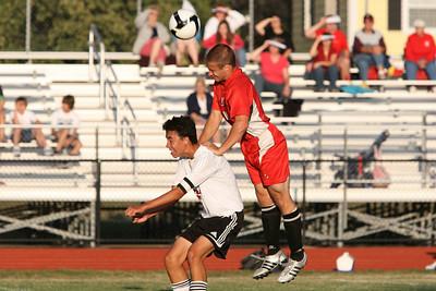 Boys Soccer v. Lutheran West