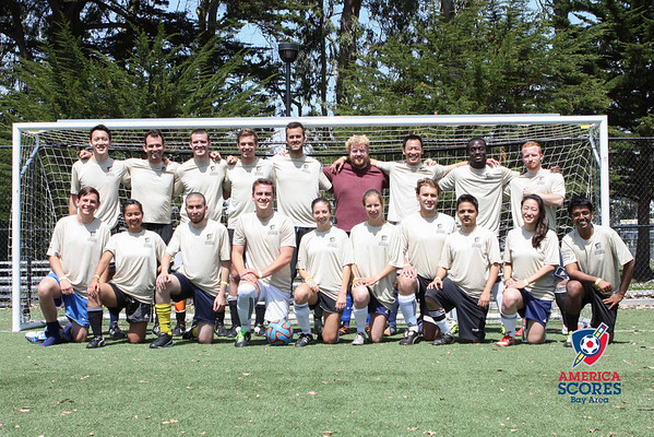 Corporate Cup Team Photos