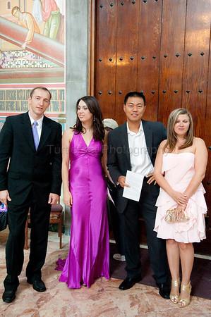 Ceremony Aksana Matt