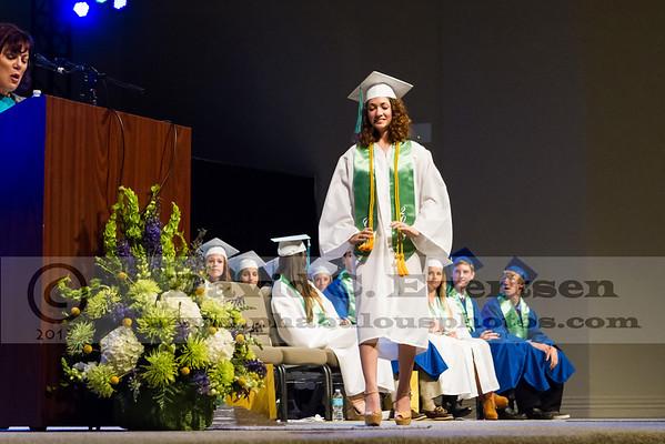 Cornerstone Charter Academy Graduation - 2013