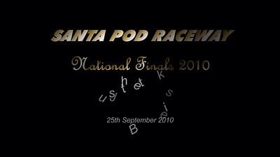 Santa Pod Raceway - Nationals 2010 - Videos
