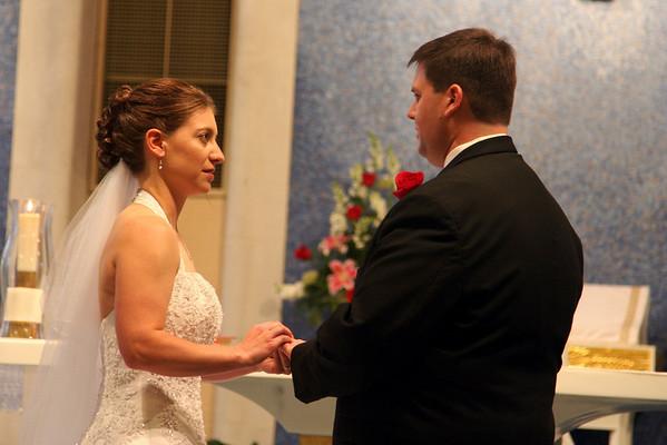 Becky & Tim - September 13, 2008