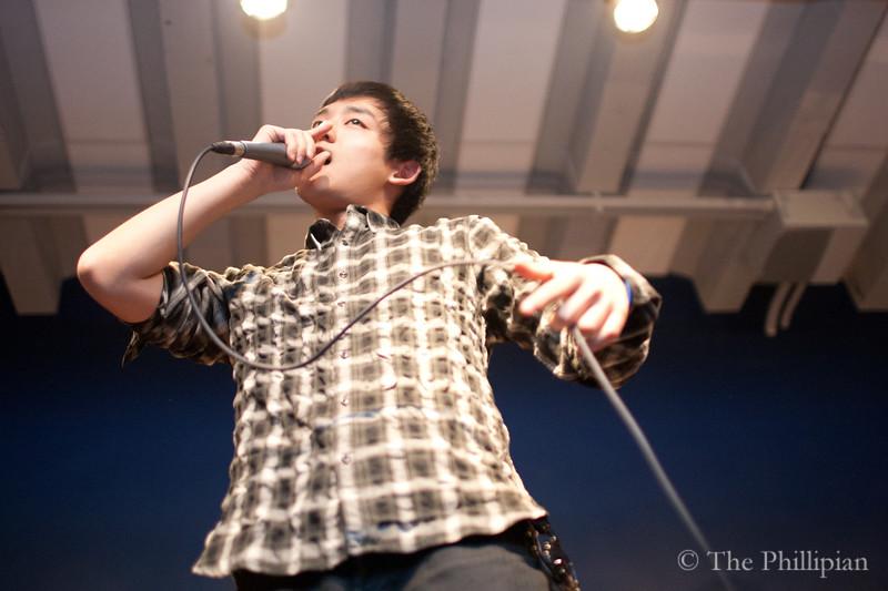 Peasekeepers Concert 4/9/11
