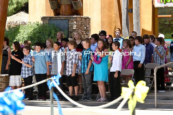 Boulder Oaks 5th Grade Graduation