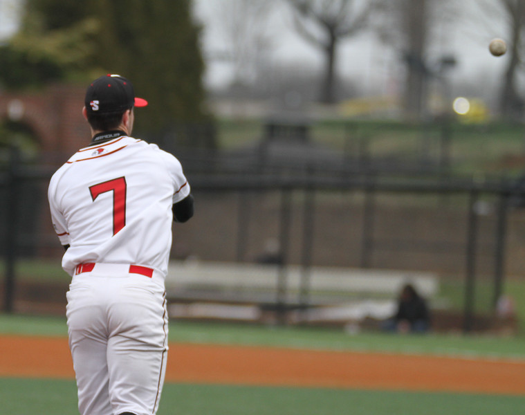 Gardner-Webb's Baseball team takes on App State in the final game of a three game series.