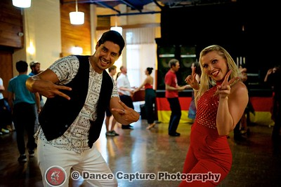 Bachata Workshop - Juan & Kat