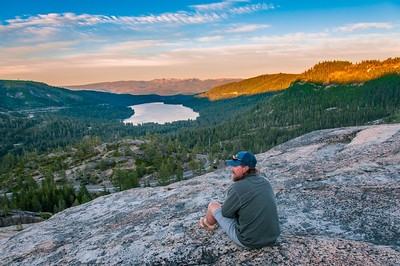 A Summer in Truckee, California