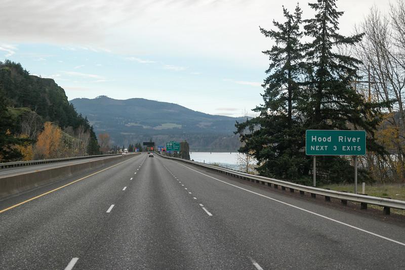 Oregon I-84