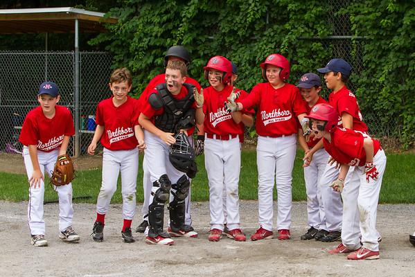 2013 11YO Northboro Baseball